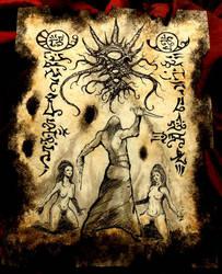 Sorcerer Kings of Atlantis by MrZarono