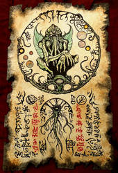 Rlyeh Incantations by MrZarono