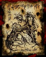 Yothga the Hell Vine by MrZarono