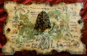 Rlyeh Artifact by MrZarono