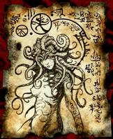 Avatar of Shub Niggurath by MrZarono