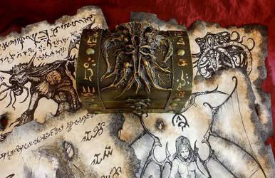 Arkham Witch Box by MrZarono