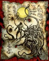Atlantean Saga by MrZarono