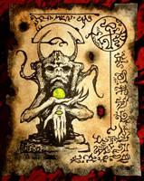 Primal Demons of Elder Earth by MrZarono