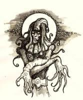 Jester of Carcosa by MrZarono