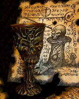 Chalice of the Damned by MrZarono