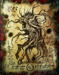 What is rooted in hell must be watered with blood by MrZarono