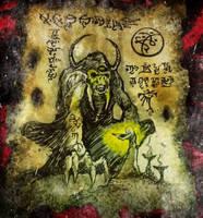 the primal gods of Mu were grim and savage by MrZarono
