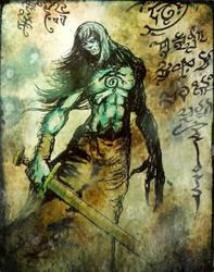 Witchmen of the Wastes by MrZarono