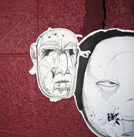 Floating Heads Detail 2 by ZombAug