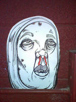 Floating Heads Detail 6 by ZombAug