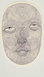 Mask Study 1 by ZombAug