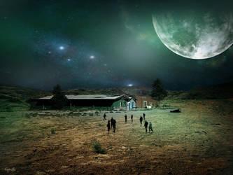 L'ultime refuge by Eymele