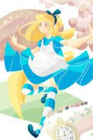 Request - Alice in Wonderland by PumpkinJackey