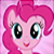 Pinkie Pie Smile Icon 2 by coconuts777