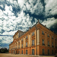 Esterhazy Castle by EdSinger