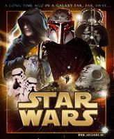 Star Wars Dark Side Poster by jdesigns79