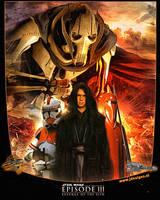 Star Wars : Episode III by jdesigns79