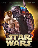 Star Wars : Boba Fett II by jdesigns79