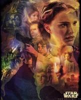 Star Wars: Saga by jdesigns79