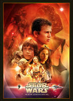 Star Wars: Saga II by jdesigns79