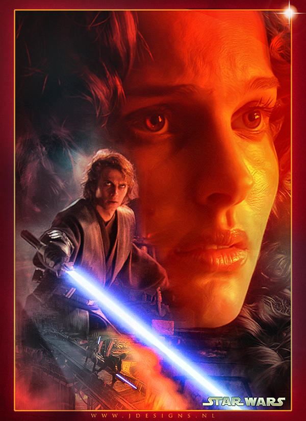 Star Wars: Episode III by jdesigns79