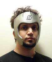 2nd Hokage Headband Final by Angelsrflamabl