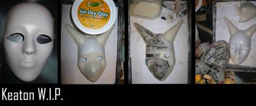 Keaton Mask Steps by Arizzel