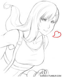 Tifa - Final Fantasy 7 by Luran-V