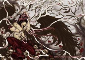 Lucifer in Silent by wheynclef