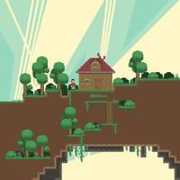 Game art: Natural world 1 by SuperTurnip