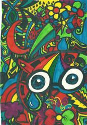 Owl by MomoJunko