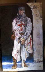 Knight Templar by YasminGZ