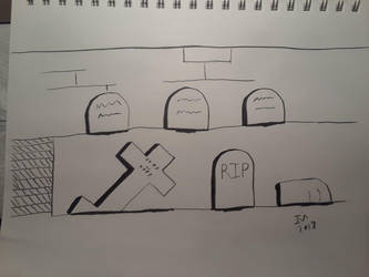 23 Cemetery by KasumiShino