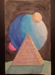 Pyramid by KasumiShino