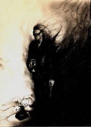 The Vampire by 6nillion