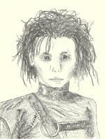 Edward Scissorhands by HeyGil
