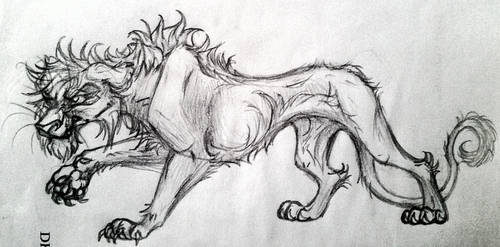 Roar, I think by QueenChinchilla187