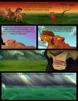The Lion King: Echelon P. 70 by Sarn-Elyren
