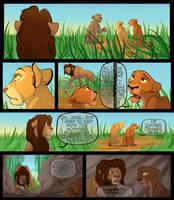 The Lion King: Echelon P. 76 by Sarn-Elyren