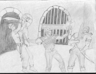 Legasy of Kain: Battle by IvanSV