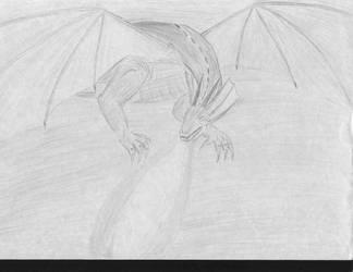 dragon`s  firebreath by IvanSV
