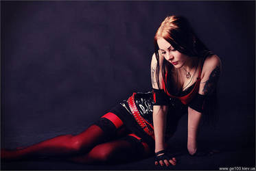 black and red by Ego93