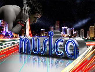 MUSICA 'music lights' by karlozerre