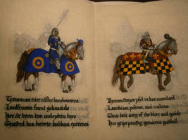 12 Knights of Atlantia - TJ and Bryce by Merwenna