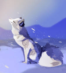 North Wind by NeonCorvid