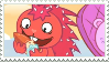 Stamp - Flaky by Rexcalibur
