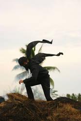 Ninja 3 by arya-poenya-stock