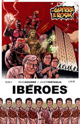 IBEROES:La Guerra de las Rosas by Saltodemata