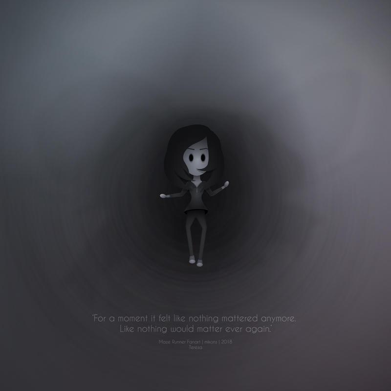 Maze Runner Fanart: Teresa by Yraine